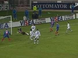 Melhores momentos de Leonardo como jogador do PSG. DUGOUT