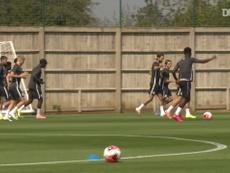 Brighton se prepara para duelo contra o United. DUGOUT