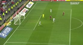 Le but magnifique de Valbuena contre Metz. DUGOUT