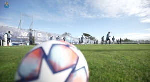 Porto face Olympiakos on the final day of the Champions League group stage. DUGOUT