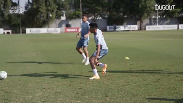 O Santos visita o Internacional pela segunda rodada do Brasileirão. DUGOUT