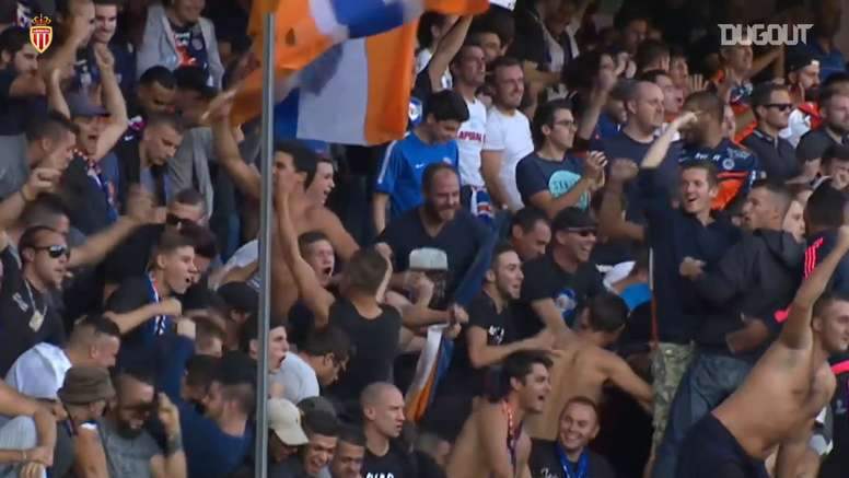 Monaco came from two down to beat Montpellier 2-3 back in 2015. DUGOUT