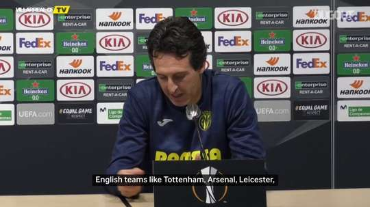 Unai Emery: 'The Europa League is much harder now than 10 years ago'. DUGOUT