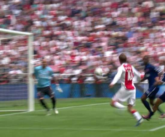 Ajax have scored some beauties. DUGOUT