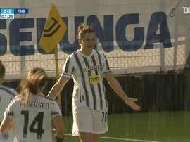 Il record di Cristiana Girelli. Dugout