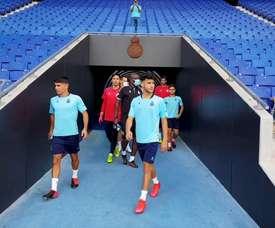 Espanyol finalmente volta a seu estádio. DUGOUT