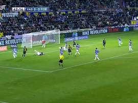 El Barça ganó 1-3 al Valladolid para despedir el año 2012. Dugout