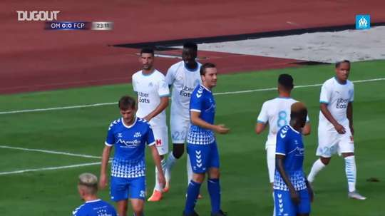 Marseille won 5-1. DUGOUT