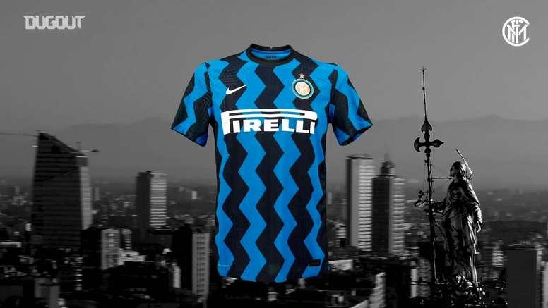 Inter de Milão lança uniforme para temporada de 2020/21. DUGOUT
