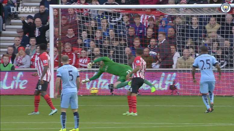 VIDEO: Manchester City's best goals at Southampton. DUGOUT