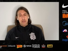 Cássio diz que Corinthians tem condições de brigar por títulos. DUGOUT