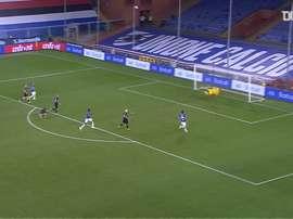 Sampdoria's best home goals vs AC Milan. DUGOUT