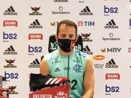 Everton Ribeiro foca no Flamengo para estar pronto para Seleção. DUGOUT