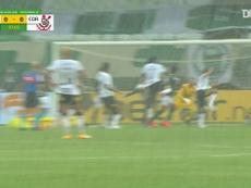 Palmeiras got an easy 4-0 win over Corinthians. DUGOUT