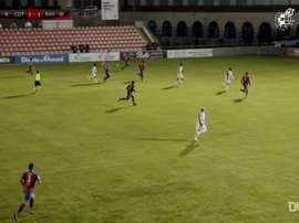 Rayo Vallecano's 20/21 Copa del Rey goals. DUGOUT