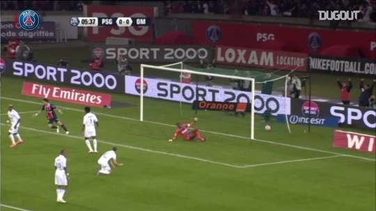 Résumé Paris-Saint-Germain 2-1 Marseille 2012. DUGOUT