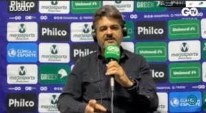 Goiás de Ney Franco estreou com derrota no Campeonato Brasileiro. DUGOUT