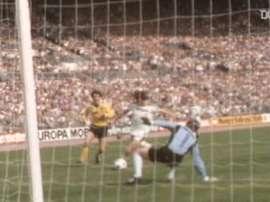Gladbach's famous 12-0 win over Borussia Dortmund. DUGOUT