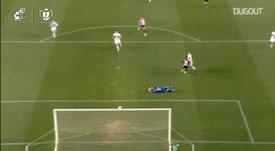 VIDEO: Iñaki Williams's best Copa del Rey moments. DUGOUT