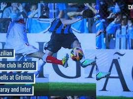 Alex Telles' brilliant journey at FC Porto. DUGOUT