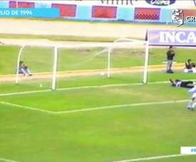 Un histórico triunfo de Sporting Cristal. DUGOUT