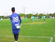 Goiás se prepara para duelo contra o Flamengo no Brasileirão. DUGOUT