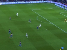 Cristiano Ronaldo marcó y pidió calma. DUGOUT