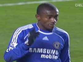 Salomon Kalou scored plenty of goals for Chelsea. DUGOUT