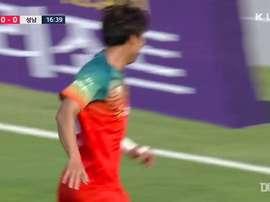 K-League 2020 apresentou uma terceira rodada cheia de gols. DUGOUT
