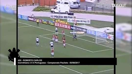VIDEO: Roberto Carlos' olympic goal against Portuguesa. DUGOUT