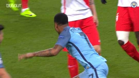 El City, habituado a marcar goles a equipos franceses. DUGOUT