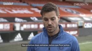 Jogador do Chelsea fala sobre tropeço contra o Sheffield. DUGOUT