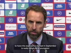 Southgate praised Foden. DUGOUT