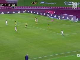 Espanha atropela República Tcheca nas Eliminatórias da Euro feminina de 2022. DUGOUT