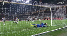 Buffon made several tremendous stops to give Juventus the win. DUGOUT