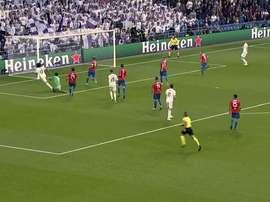 Le meilleur de Valverde au Real Madrid. Dugout