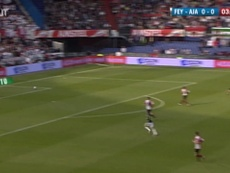 Luis Suarez scored a double in the Dutch Cup final second leg. DUGOUT