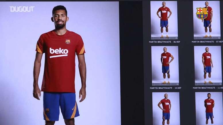 El Barça se hizo las fotos. DUGOUT