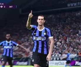 Inter drew with Corinthians. DUGOUT