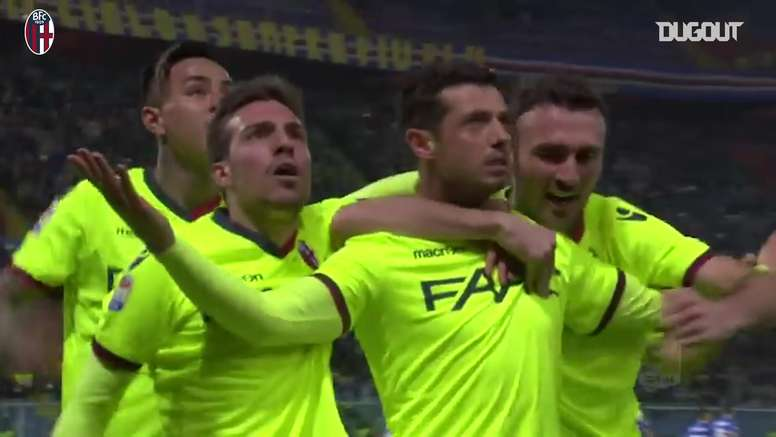 L'indimenticabile gol di Džemaili contro la Samp. Dugout