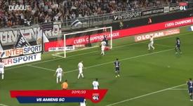 Moussa Dembele has had a fantastic season for Lyon. DUGOUT