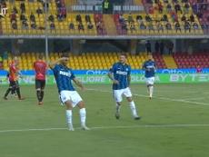 Achraf ya ha cuajado buenos partidos en el Inter. DUGOUT