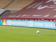 Veja os três gols de Ferran Torres na goleada contra Alemanha por outro ângulo. DUGOUT
