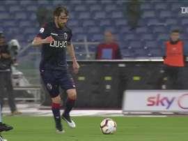 Il Bologna strappa un punto all'Olimpico. Dugout