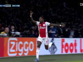 Quincy Promes' best goals for Ajax. DUGOUT