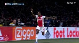 Quincy Promes' best goals for Ajax. DUGOUT