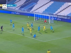 Baniyas were beaten 0.2 by Ittihad Kalba. DUGOUT