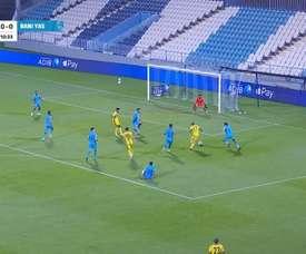 Baniyas were beaten 0.2 by Ittihad Kalba. DUGOUT