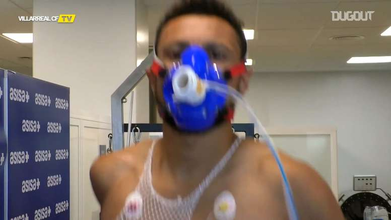 Francis Coquelin signed for Villarreal on Wednesday. DUGOUT