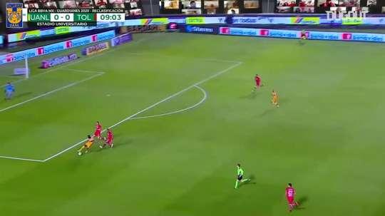 VIDÉO: Résumé Tigres 2-1 Toluca. Dugout